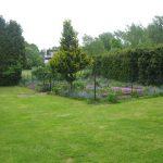 Grundstück mit Gartenanteil