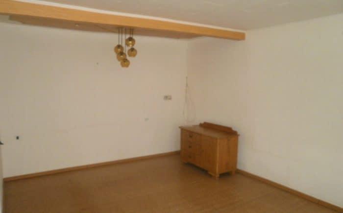 Wohnzimmer- Ansicht 2