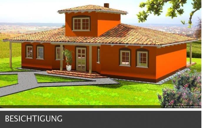 Hausansicht Villa La Sizilia