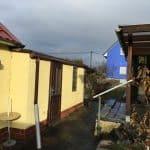 Werkstatt und Gartenhaus