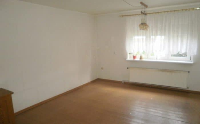 Wohnzimmer- Ansicht 1