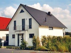 fertiges Haus, Typ Steinberg
