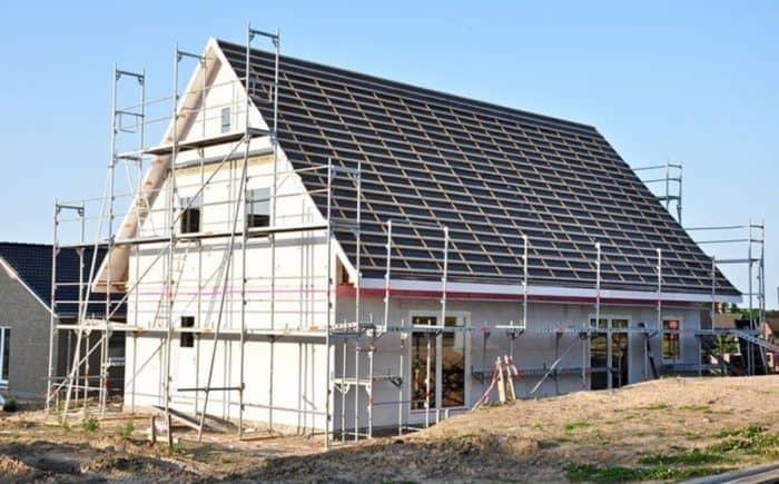 Haustyp Bosel im Bau