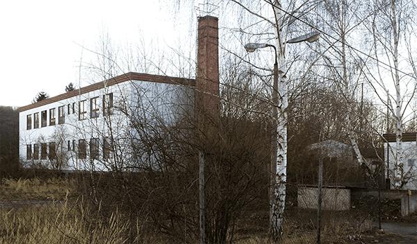 Baugebiet Freital Erschliessung