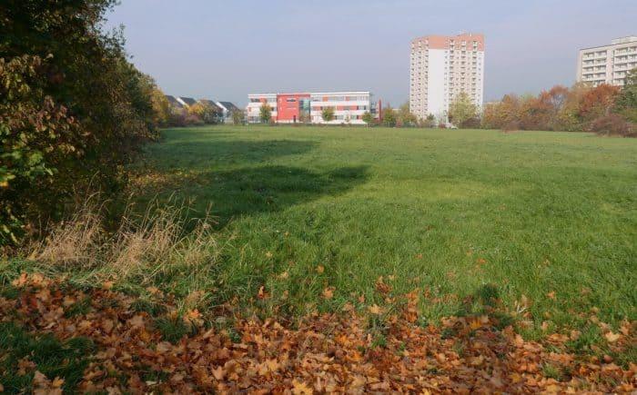 Der Bauplatz 713m²