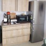 Küche kurze Front