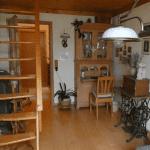 Kinderzimmer I mit Treppe