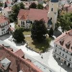 Kirche in Radeburg