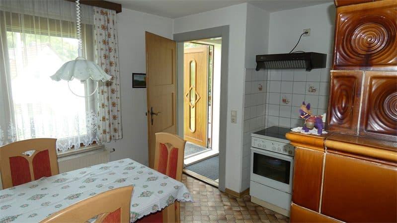 Esszimmer-Richtung-Hausflur
