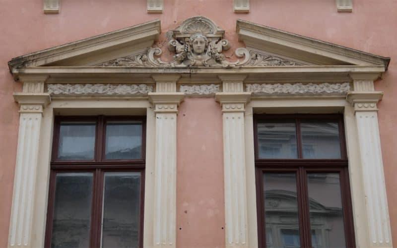 Detail Fensterlaibung II