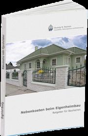 Nebenkosten Hausbau Finanzen Dresden